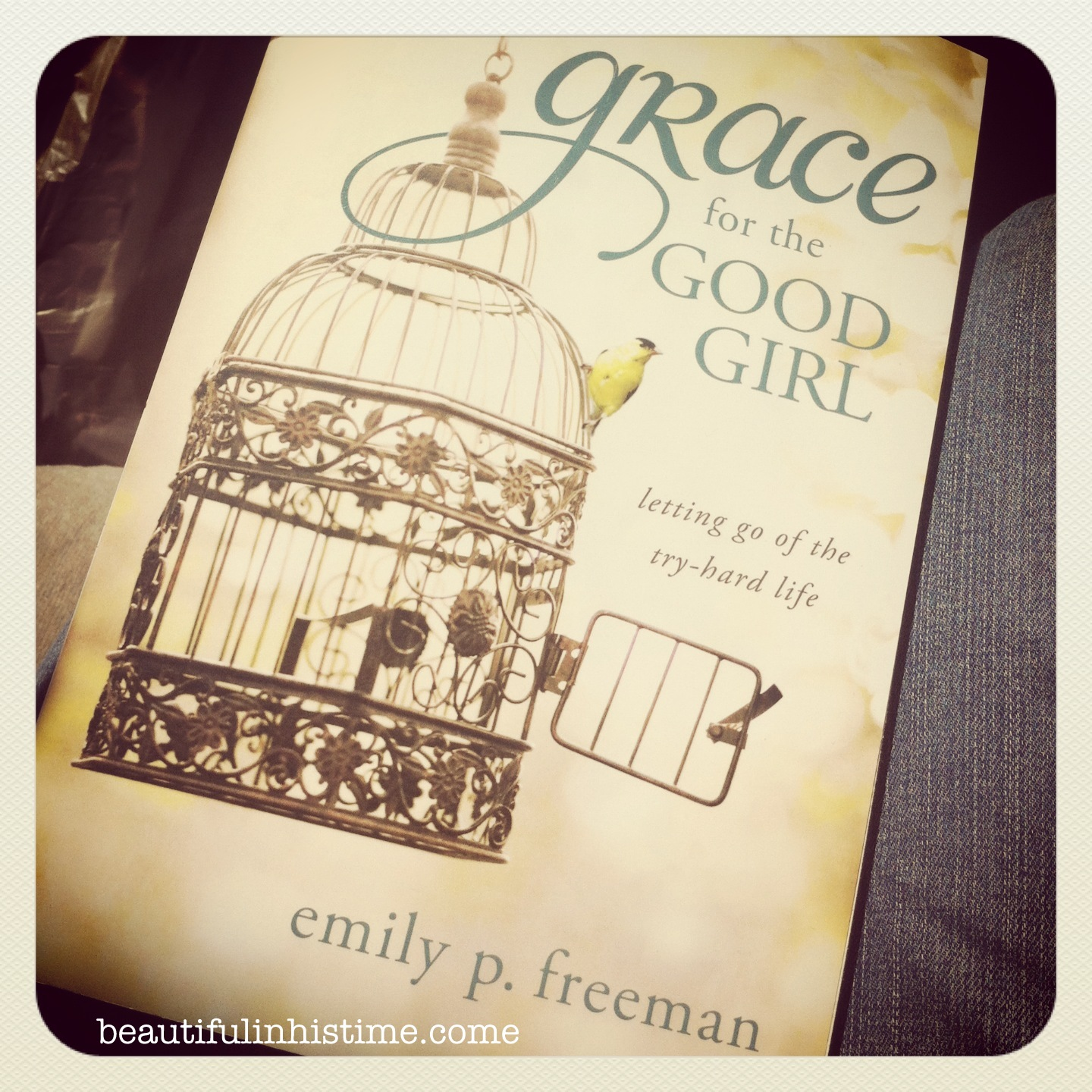 11 grace for the good girls