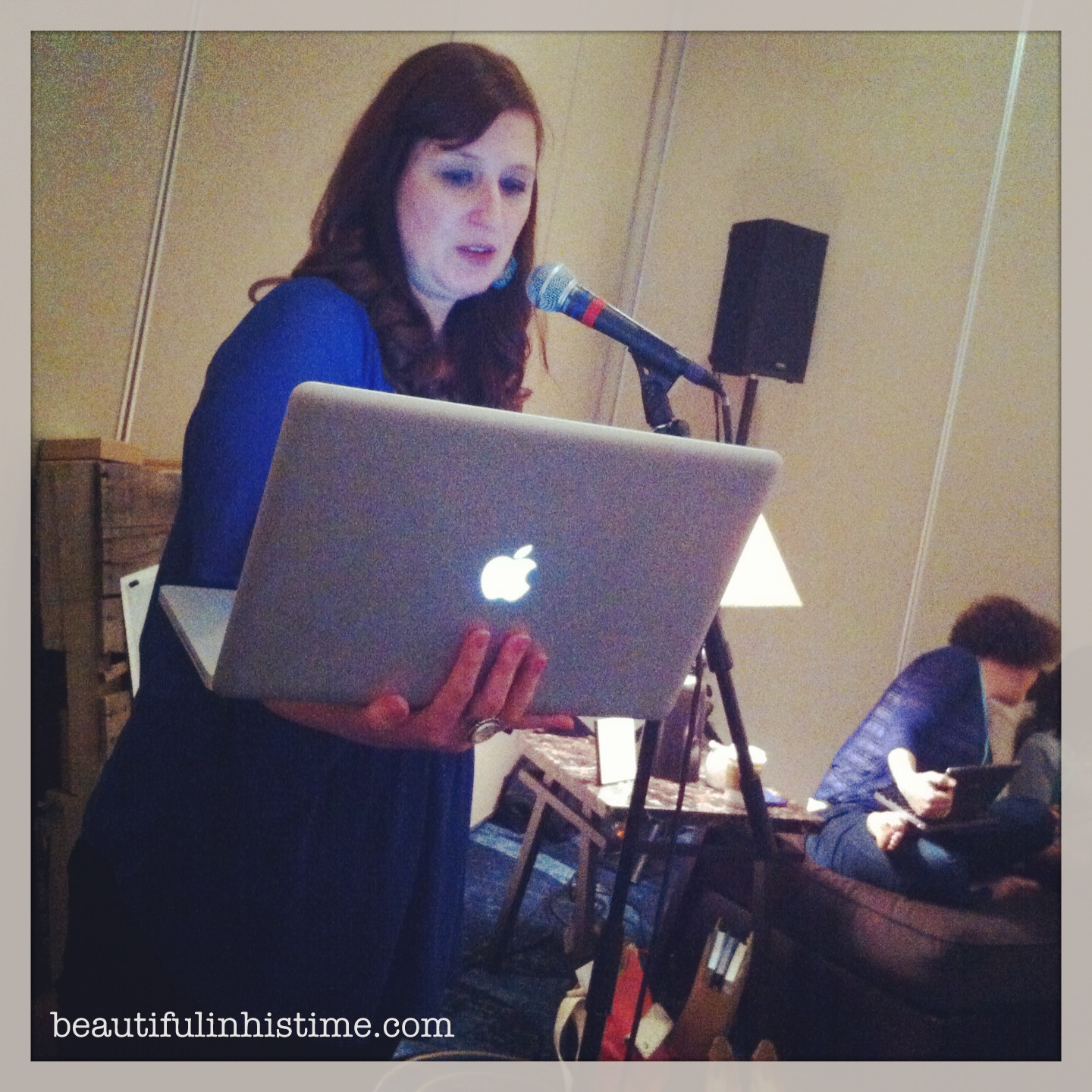 In which I am humbled instead of star-struck {takeaways from #Allume}