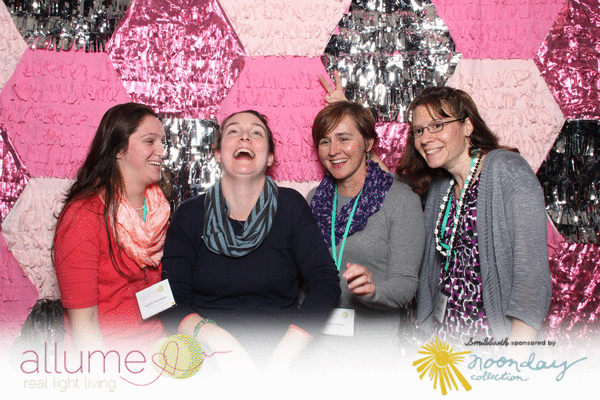 """...for the time would fail me to tell of..."" {takeaways from #allume}"
