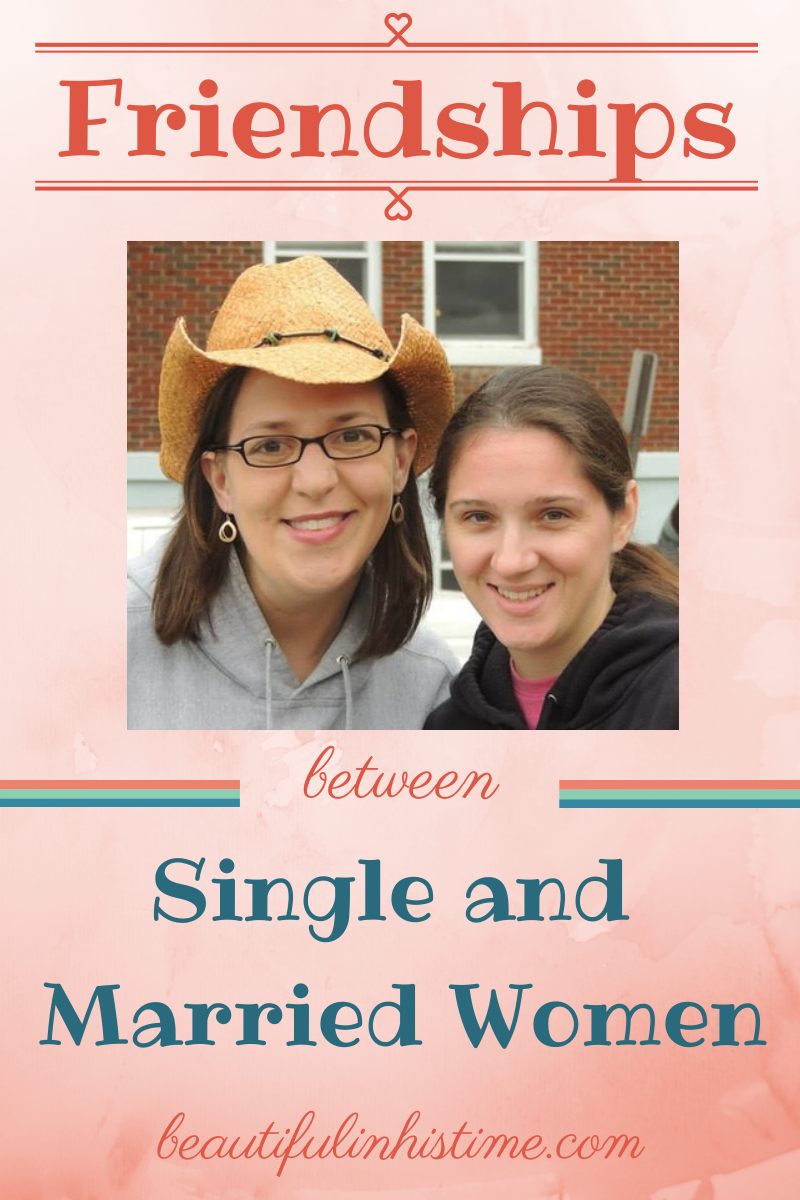 friendships between single and married